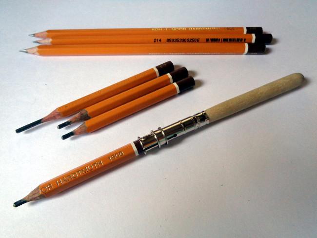 Как сделать держателей карандашей 188