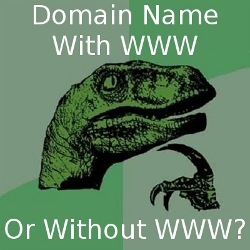 philosoraptor with www or without