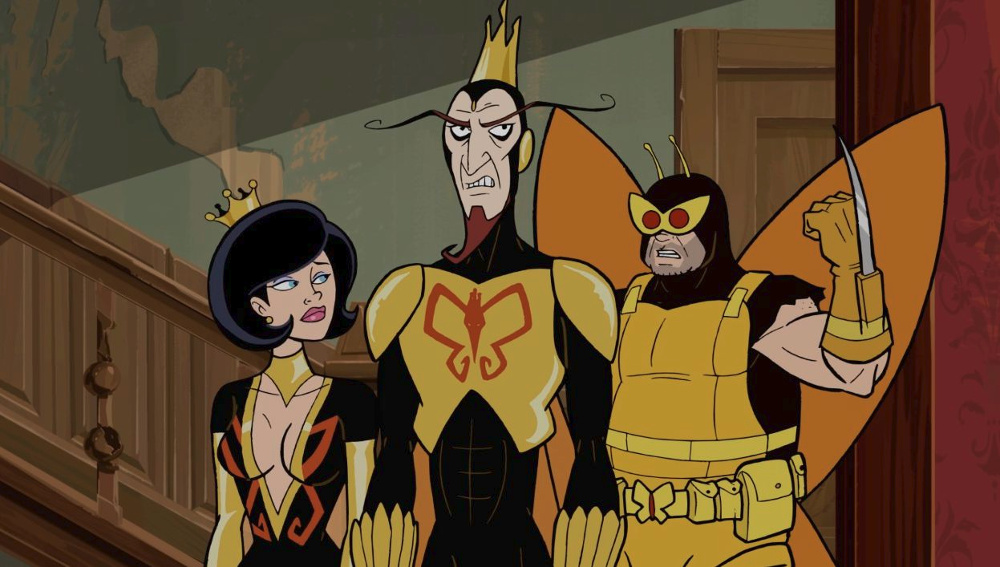 The Venture Bros Brothers